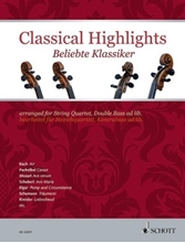 Picture of Classical Highlights for String Quartet