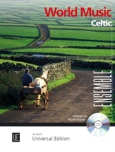Picture of Celtic Music for Flexible Ensemble Book/CD