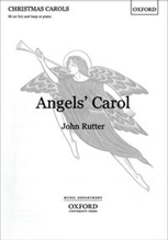 Picture of Angels Carol SS or SSA/Piano