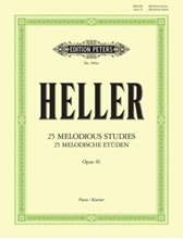Picture of 25 Melodious Studies Op 45 for Piano