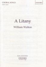 Picture of A Litany SATB