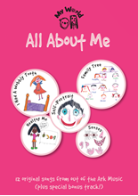Picture of All About Me Book/CD