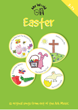 Picture of Easter Book/CD
