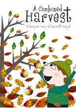 Picture of A Combined Harvest Book/CD