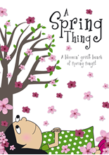 Picture of A Spring Thing Book/CD