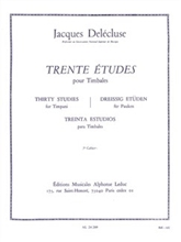 Picture of 30 Studies for Timpani Volume 3