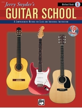 Picture of Jerry Snyder's Guitar School Student Book 1, Book/CD