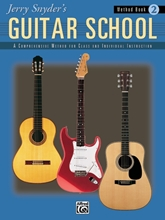 Picture of Jerry Snyder's Guitar School Student Book 2, Book
