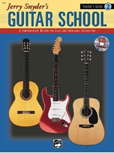 Picture of Jerry Snyder's Guitar School Teacher's Guide Book 2