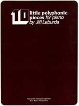 Picture of 10 Little Polyphonic Pieces for Piano