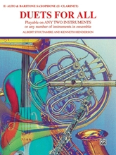Picture of Duets for All - Alto Sax/Eb Clarinet