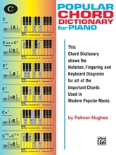 Picture of Popular Chord Dictionary for Piano