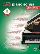 Picture of Alfred's Easy Piano Songs Christmas