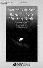 Picture of Sure on this Shining Night SATB