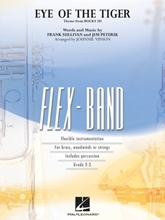 Picture of Eye of the Tiger Flex-Band Gr 2-3