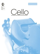 Picture of AMEB Cello Technical Workbook 2009 edition