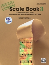 Picture of Not Just Another Scale Book 3 Book/CD