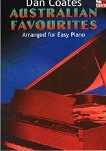 Picture of Australian Favourites Arranged for Easy Piano