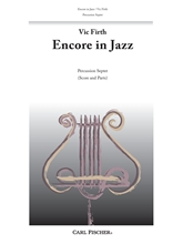 Picture of Encore In Jazz for Percussion Sextet