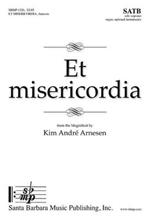 Picture of Et Misericordia SATB
