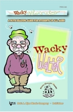Picture of Wacky Words Game Starring Walter