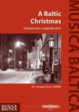 Picture of A Baltic Christmas SATB