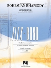 Picture of Bohemian Rhapsody Flex-Band Gr 2/3