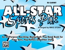 Picture of All Star Sports Pak MB B Flat Cla