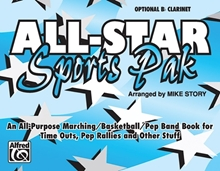 Picture of All Star Sports Pak MB Opt B Flat Cla