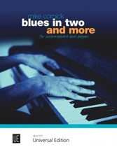Picture of Blues in Two & More for Piano