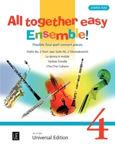 Picture of All Together Easy Ensemble 4 Flex Ensemble