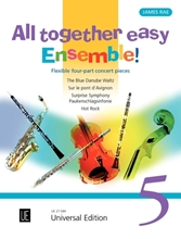 Picture of All together Easy Ensemble 5 Flex Ensemble