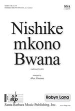 Picture of Nishike mkono Bwana SATB