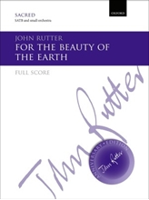 Picture of For the Beauty of the Earth Orchestral Score