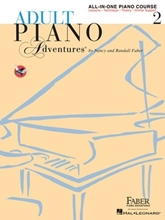 Picture of Adult Piano Adventures All-in-One Book 2