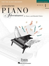 Picture of Accelerated Piano Adventures Book 1 Lesson