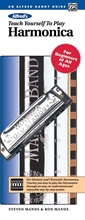 Picture of Alfred's Teach Yourself to Play Harmonica Book & Harmonic