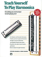 Picture of Alfred's Teach Yourself to Play Harmonica Book & Harmonica