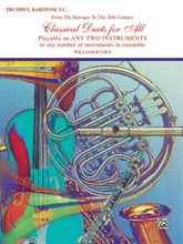 Picture of Classical Duets for All Trumpet