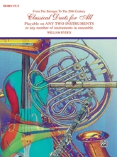Picture of Classical Duets for All Horn