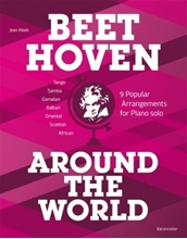 Picture of Beethoven Around the World - Piano
