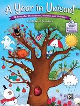 Picture of A Year in Unison Teachers Handbook & Online PDF/Audio