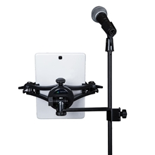 Picture of AirTurn Manos Universal Tablet Holder with Side Mount Clamp