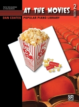 Picture of At the Movies Book 2 - Piano Solos