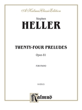 Picture of 24 Preludes Op 81 for Piano