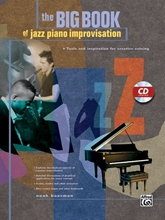 Picture of Big Book of Jazz Piano Improvisation Book/CD