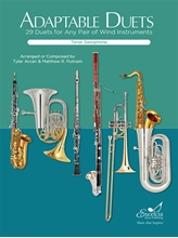 Picture of Adaptable Duets for Winds - Tenor Sax