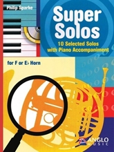 Picture of Super Solos Horn Book/CD
