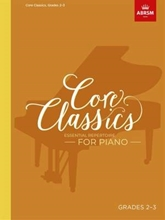 Picture of ABRSM Core Classics Piano Book 2 Grades 2-3