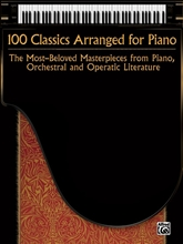 Picture of 100 Classics Arranged for Piano